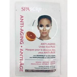 Collagen eye pads wrinkles bags skin self care set